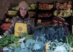 Coldiretti Cremona Mercati Campagna Amica  SOS INFLUENZA, E' TEMPO DI VITAMINA DAY