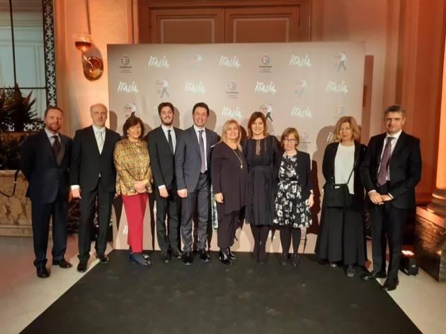 Gianluca Galimberti a Madrid : Presentare Cremona nel mondo con continuità è per noi un obbligo