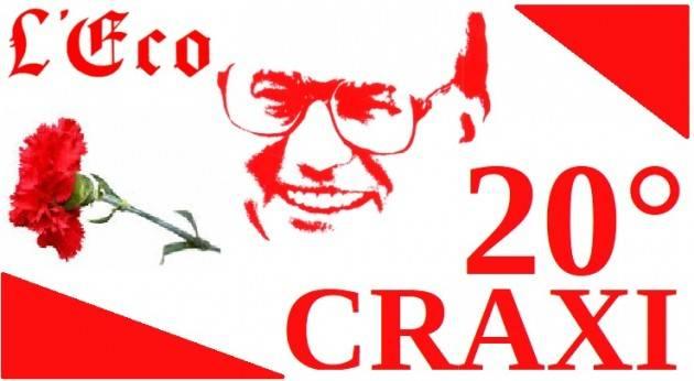 Craxi 20°