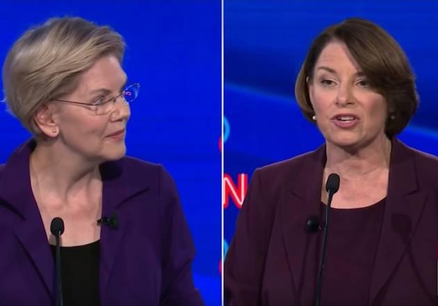 Una donna alla conquista della Casa Bianca: Warren o Klobuchar? | Domenico Maceri, PhD ,USA