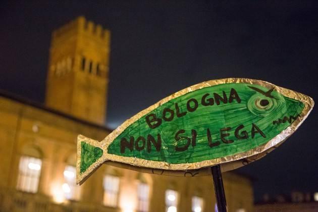 Lettera dall'Italia , grazie Sardine | Sandro P. Roma