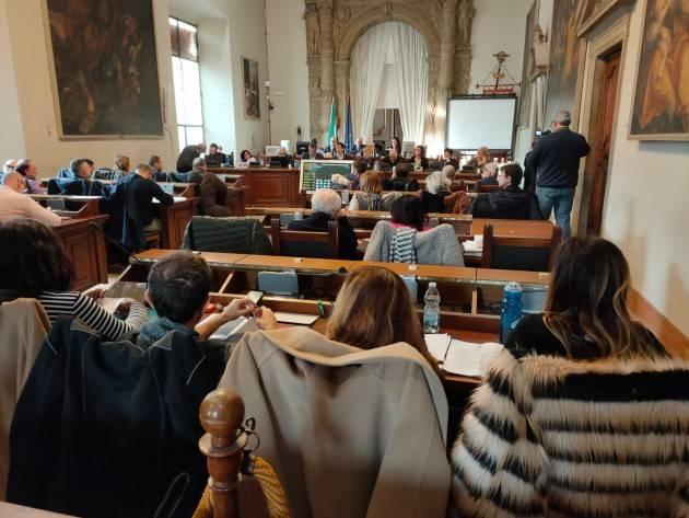 RESOCONTO SINTETICO DEL CONSIGLIO COMUNALE DI CREMONA DEL 27 GENNAIO 2020