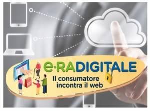 Federconsumatori  Progetto 'e-RA DIGITALE: il consumatore incontra il web'