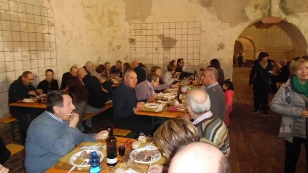Pizzighettone GRAN BOLLITO CREMONESE nelle MURA 1-2 Febbraio 2020