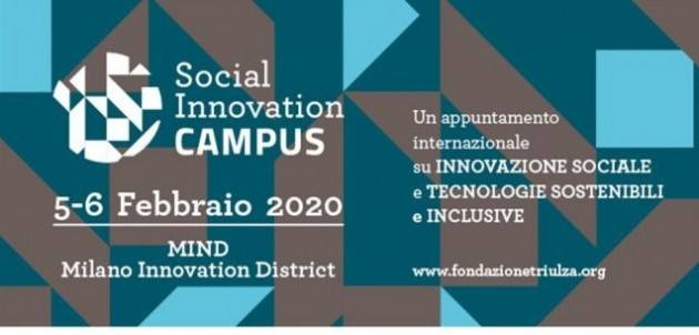 Milano Un appuntamento internazionale su Innovazione sociale e tecnologie sostenibili e inclusive