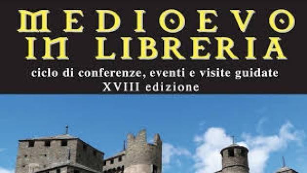 Medioevo in Libreria 2019-2020, quinta giornata
