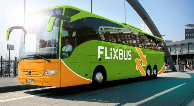 FlixBus: 10 milioni di passeggeri in Italia nel 2019