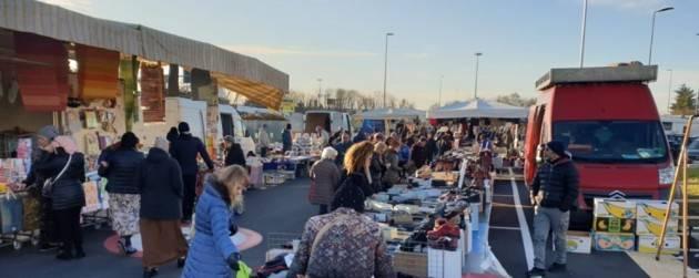BERGAMO: Miglioramenti in vista nella gestione dell'area mercatale