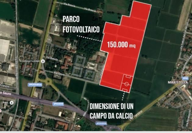 FOTOVOLTAICO: Forza Italia NO A PICCOLE COMPENSAZIONI. GALIMBERTI RITIRI L'ASSENSO
