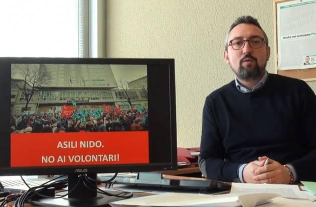 News Piloni (PD): Pass Disabili, Chiedo Asilo  (Video del 31 gennaio 2020)