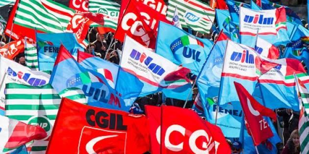 Cgil Il commento Il sindacato c'è: cresce la fiducia di Stefano Milani