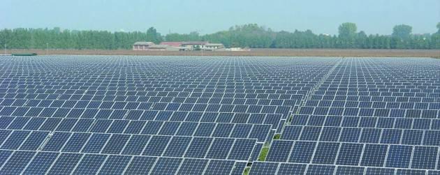 Fotovoltaico. Juwi Development sta tentando di avere l'ok per un impianto mega simile a Cremona in zona Casalpusterlengo