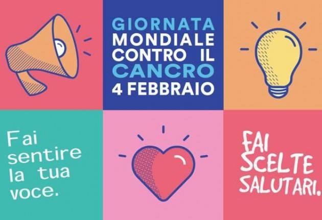 Giornata Nazionale del Cancro il 4 febbraio  Degli Angeli (M5) Troppo silenzio intorno allo Studio EPIDEMIOLOGICO di CREMONA.