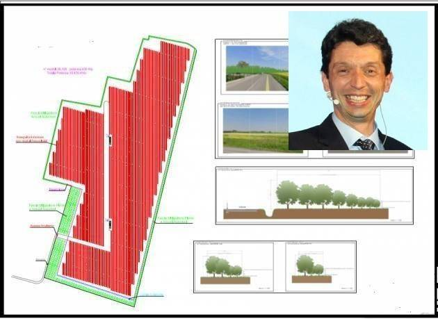 Gianluca Galimberti :Parliamo di fotovoltaico, quindi parliamo di ambiente.