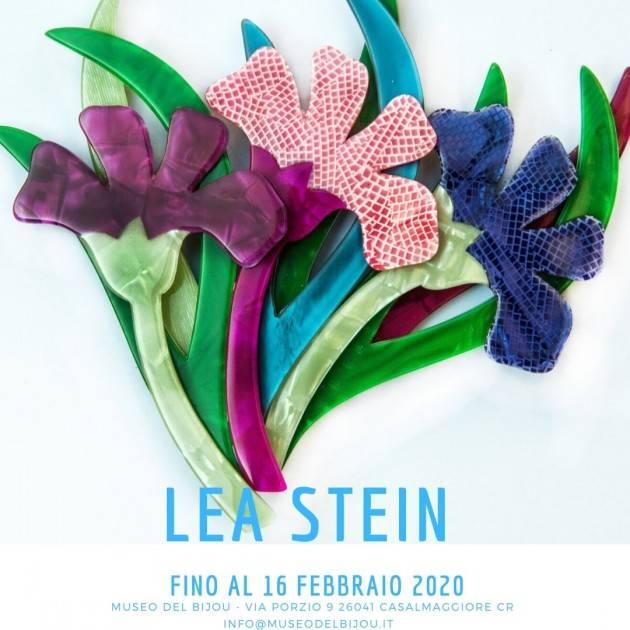 Mostra LEA STEIN – ''Tutto cominciò da un bottone…''