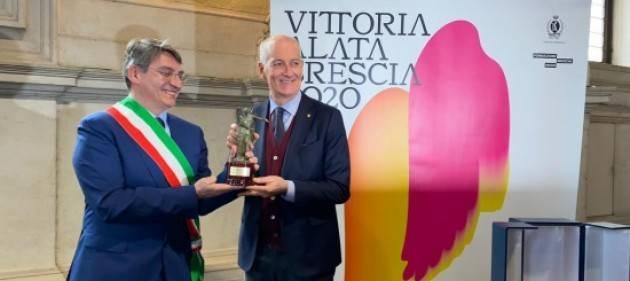 Brescia: alla Polizia di Stato la ''Vittoria Alata''