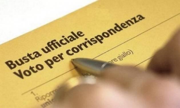 Italiani all'estero, il voto per  corrispondenza al Referendum del 29 marzo
