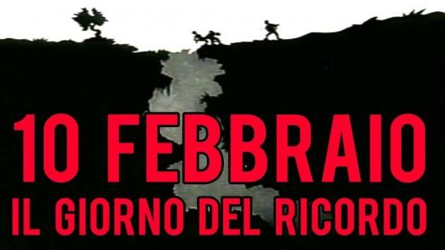 Cremona Giorno del Ricordo: lunedì 10 febbraio commemorazione al Civico Cimitero