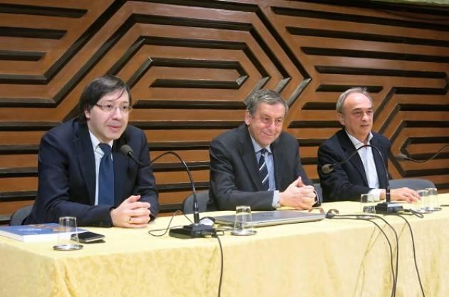 Cremona Le sfide della nuova scuola secondo Francesco Profumo