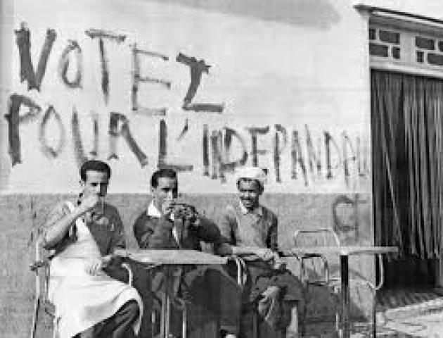 AccaddeOggi   5 febbraio 1962 – Il presidente francese Charles De Gaulle richiede l'Algeria diventi nazione indipendente;