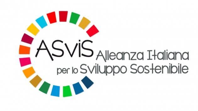 Obiettivi dello sviluppo sostenibile e Ue, rapporto ASviS: male su ambiente e cooperazione