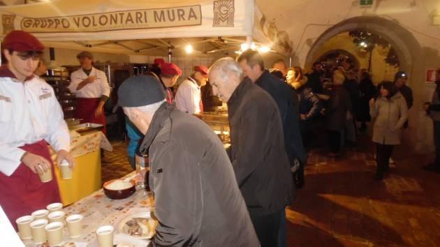 Pizzighettone un successo il GRAN BOLLITO CREMONESE nelle MURA  dello scorso 1-2 Febbraio 2020