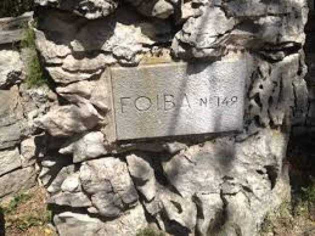 Vandalizzata lapide a ricordo delle foibe a Casale Monferrato. Oggi sit-in di Forza Nuova e manifestazione ANPI