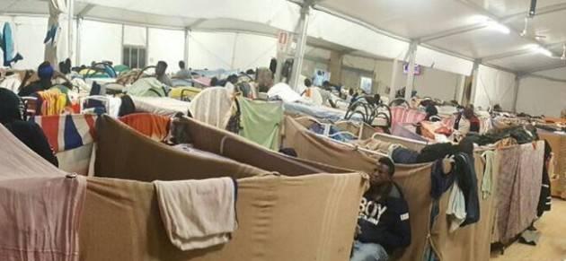 Da Cremona Pianeta Migranti. Holding straniere gestiscono il sistema di accoglienza italiano
