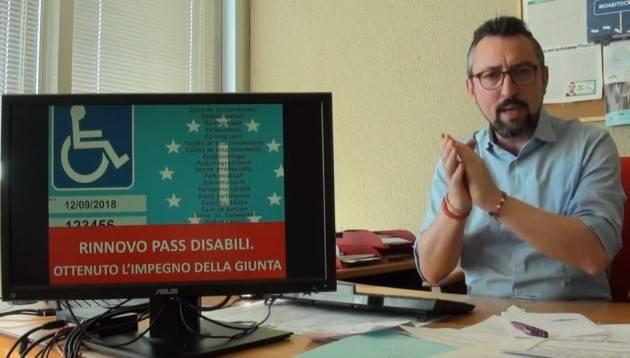 News Piloni (PD): DISABILI GRAVI E GRAVISSIMI, ORA LA REGIONE CAMBI MUSICA (Video)