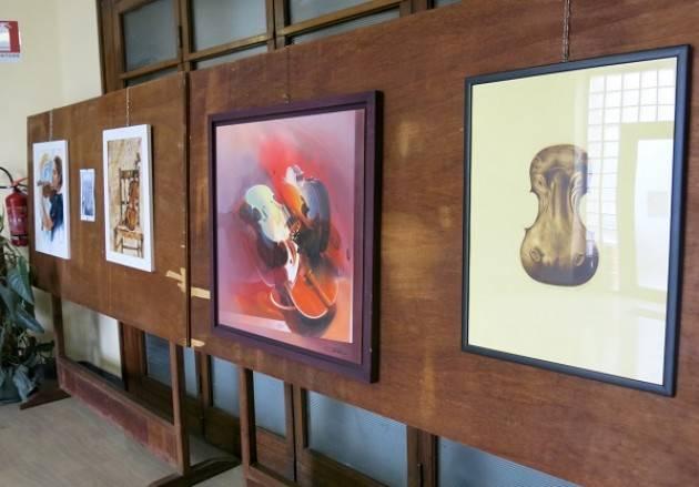 Cremona, all'Ufficio scolastico territoriale doppio omaggio artistico al violino