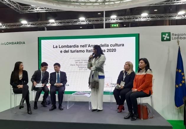 Anche quest'anno Cremona conferma la sua presenza alla BIT, Borsa Internazionale del Turismo, a Milano