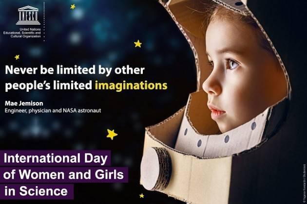 Oggi si celebra la Giornata internazionale delle donne e delle ragazze nella scienza