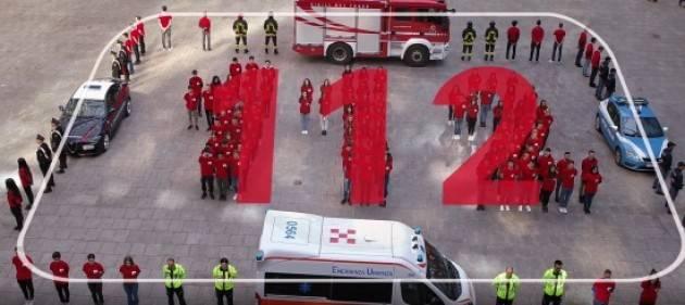 Europa: oggi si celebra  il 1 1 2 : il numero unico di emergenza europeo