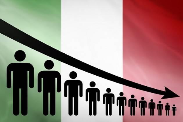 ADUC Popolazione italiana in calo. Siamo un Paese civile e lungimirante? Sì, come individui non come istituzioni!