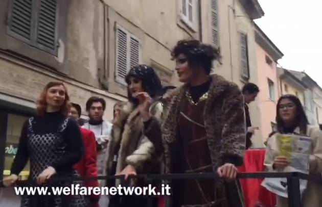 Crema Ha preso il via il 34° Gran Carnevale Cremasco (Video E.Mandelli)