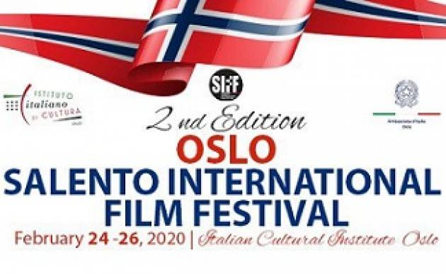 OSLO SALENTO INTERNATIONAL FILM FESTIVAL - 2ND EDITION