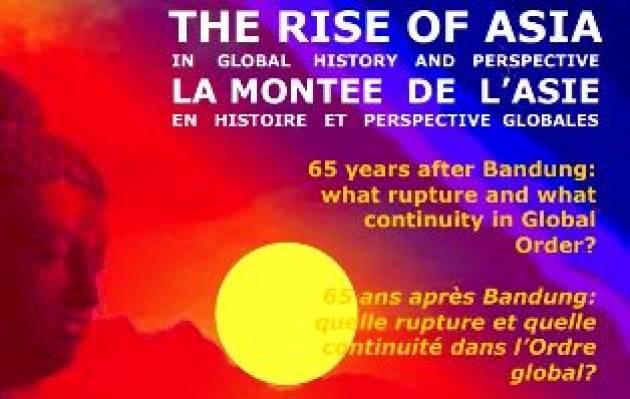 ''THE RISE OF ASIA'': L'EURISPES ALLA CONFERENZA MULTIDISCIPLINARE DI PARIGI