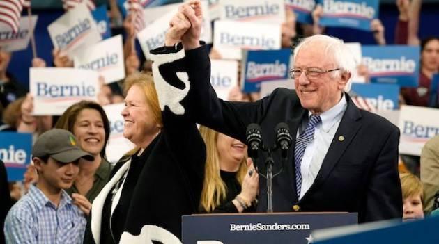 Usa 2020: Sanders vince le primarie Dem in New Hampshire: ''È l'inizio della fine di Trump''