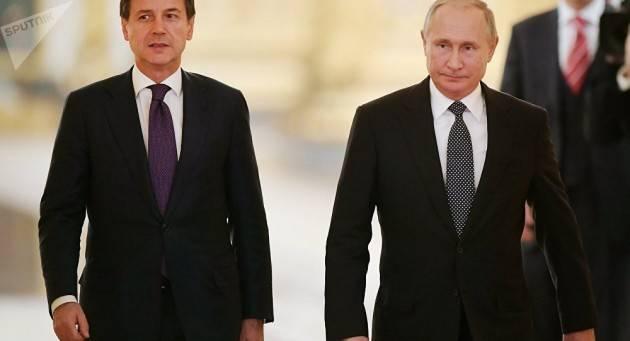 La telefonata tra Conte e Putin sulla Libia