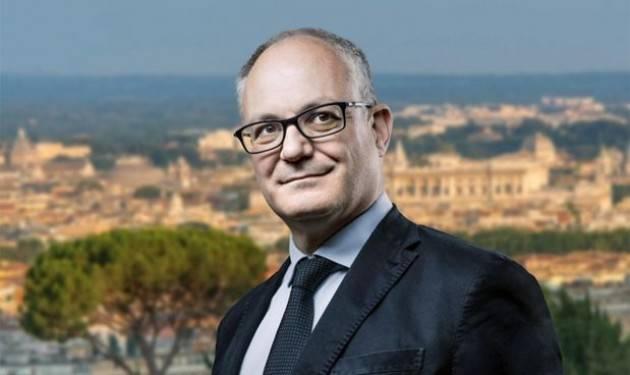 Gualtieri: ''A gennaio economia in ripresa''