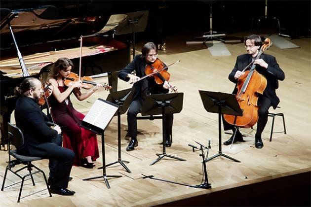 LECCO: Guida all'ascolto del Quartetto con fisarmonica de laVerdi