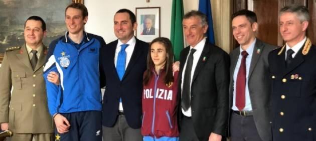 Arrampicata sportiva: a Moena lo stage dei migliori atleti italiani
