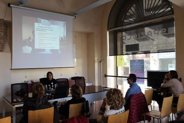 Presentata questa mattina la nuova proposta orientativa dell'Informagiovani del Comune di Cremona