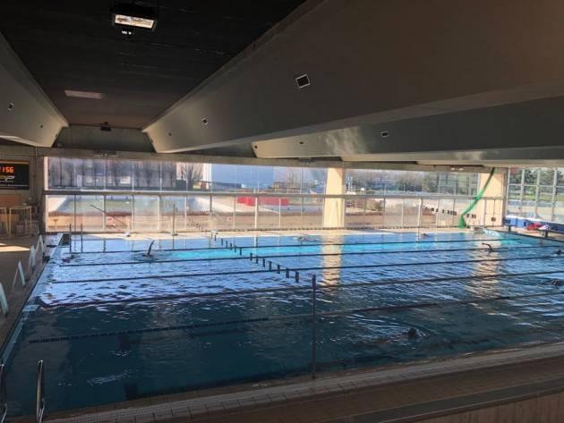 Modifiche orari piscina 'N. Bellini di Crema per lavori di manutenzione straordinaria Vasca A