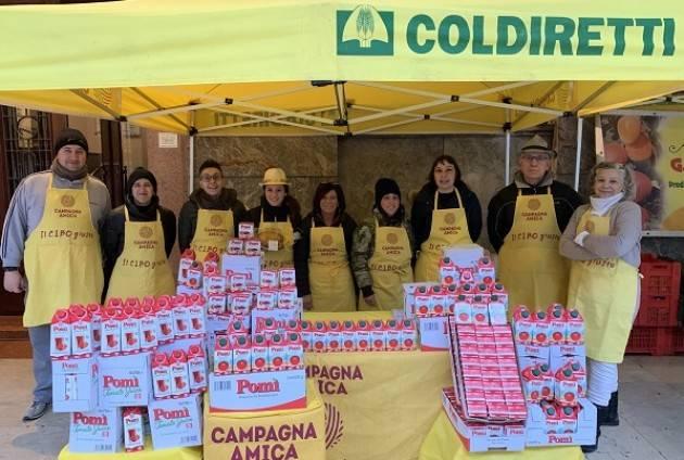 Campagna Amica, domani è pizza-day al mercato presso il portico del Consorzio Agrario