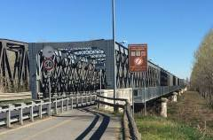 Ponte di Castelvetro, al via il sistema di controllo per il peso dei tir