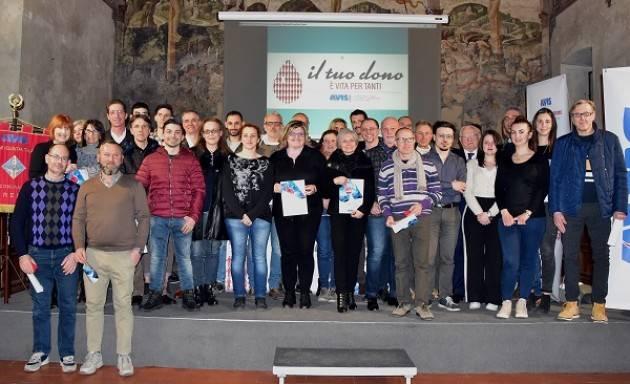 AVIS Comunale di Crema 83° Assemblea Annuale sabato 22 febbraio