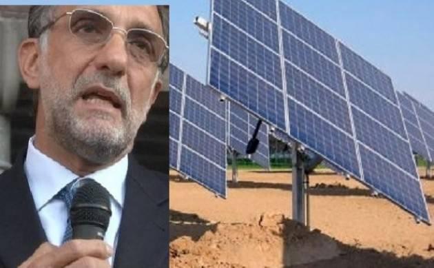 Paolo Bodini Articolo Uno saluta con soddisfazione bocciatura parco fotovoltaico a terra a Cremona