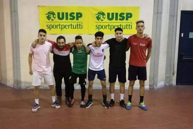 UISP Cremona Quarta giornata dell' 11^ Torneo Internazionale dell'Amicizia di calcio a 5.