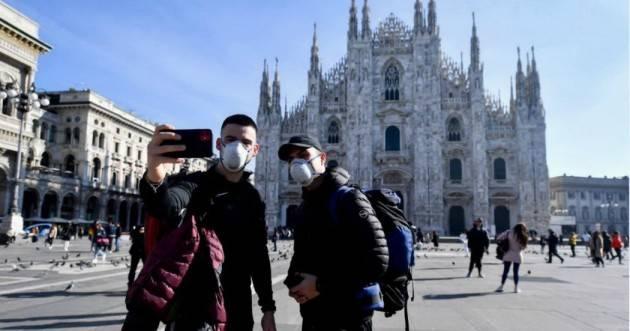 DALL'UE 232 MILIONI DI EURO PER AFFRONTARE L'EPIDEMIA
